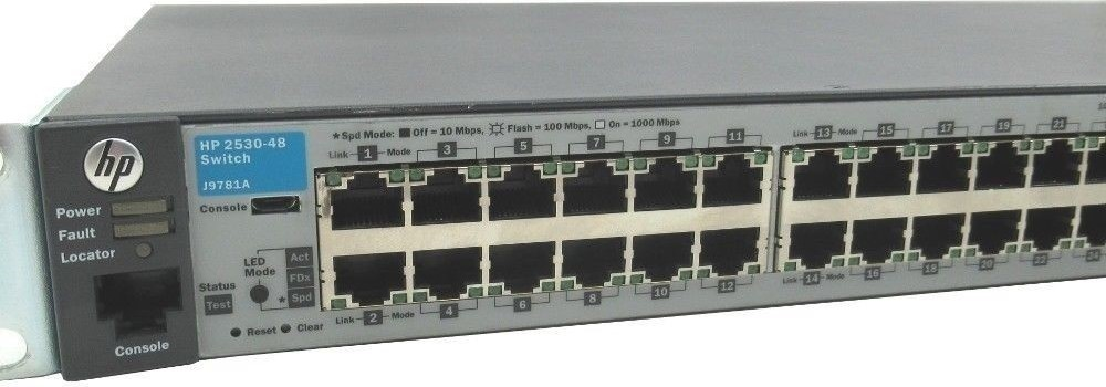HP 2530-48-PoE+ Ethernet Switch price in South Africa | Compare Prices