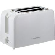 Safeway White 2 Slice Toaster