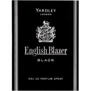 Yardley English Blazer Black Eau De Parfum 100ml
