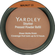 Yardley Stayfast Pressed Powder Refill Walnut 13 15g