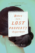 Notes from the Lost Property Department - Bridget Pitt Paperback