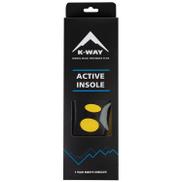 K-Way Men's Active Insole