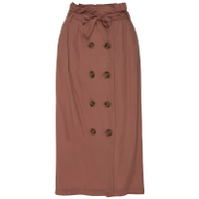 old khaki Avery Women's Skirt