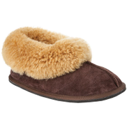 Cape Union Men's Sheepswool Classic Slipper