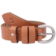 Old Khaki Ladies Maia Loop Trim Leather Belt