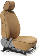 Escape Gear Seat Covers Jeep Wrangler 2-Door 2011 - 2012 - 2 Fronts, Solid Rear Bench