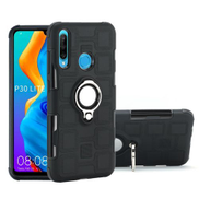 Generic For Huawei P30 Lite Case Car Bracket Two In One Anti-fall