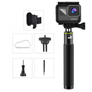 Generic Extendable Aluminum Selfie Stick Monopod For Compact Cameras,Action Cameras