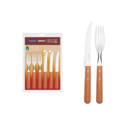 Tramontina Churrasco Tramontina 12 pcs Cutlery Set with Fork and Steak Knives