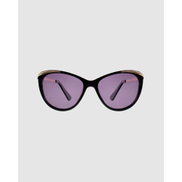 Slaughter & Fox Art Gallery District Women C3 Sunglasses Violet Flower