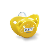 Beurer Pacifier Dummy Thermometer Yellow BY 20