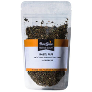 Pure Spice Basil rubbed 35g
