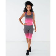 Yarin Amram Active-Wear Short Set pink