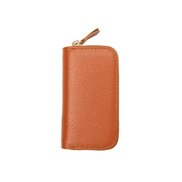 Generic Pu Leather Key Wallet Card Holder
