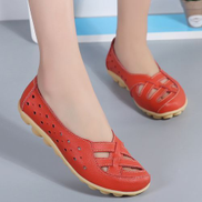 Fashion New Women's Casual Flats Red