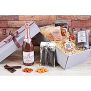 Gift hampers Non-Alcoholic Bubbly & Snacks