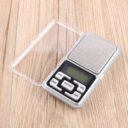 Generic Stainless steel 500g 0.1g Digital Electronic LCD Jewelry Pocket Weight Scale