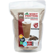 Royal nutrition Whey Coffee Chocolate 74 Protein 450g