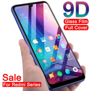 Generic Full Cover Protective Glass on the For Xiaomi Redmi 6A 6 Pro S2 Redmi 5 Plus 5A Note 7 6 Pro Tempered Screen Protector GlassColor Gold GTI