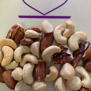 Komati Mixed Nuts Roasted Salted 1kg