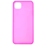 PepperST iPhone 11 Max Silicone Back Cover - Pink